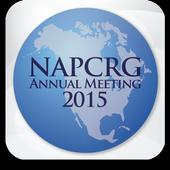 NAPCRG 2015 icon