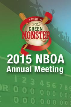 NBOA 2015 poster