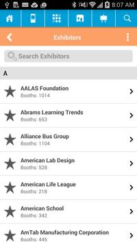 NCEA 2015 Convention and Expo apk screenshot