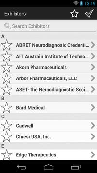Neurocritical Care Society apk screenshot