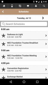 The National Exchange Club apk screenshot