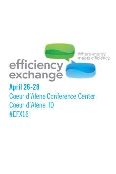 Efficiency Exchange 2016 poster