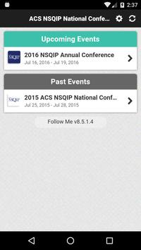 ACS NSQIP National Conference poster