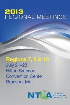 NTCA Regions 7, 8 & 10 Meeting apk screenshot