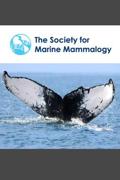 Marine Mammalogy Conferences poster