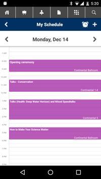 Marine Mammalogy Conferences apk screenshot