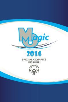 Special Olympics Missouri 2014 poster
