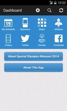 Special Olympics Missouri 2014 apk screenshot