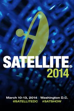 SATELLITE 2014 Conference poster