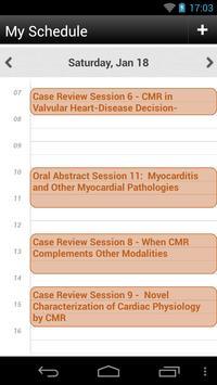 2014 SCMR Annual Sessions apk screenshot