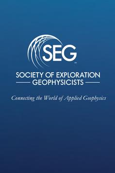SEG Events poster