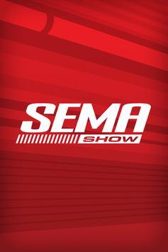 2015 SEMA Show poster