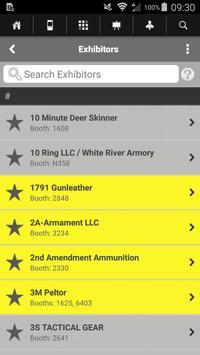 SHOT Show Mobile apk screenshot