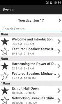 SIFMA Tech 2014 apk screenshot