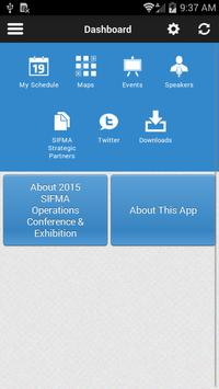 SIFMA Operations Con & Exh apk screenshot