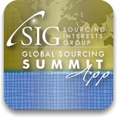SIG Global Sourcing Summit icon