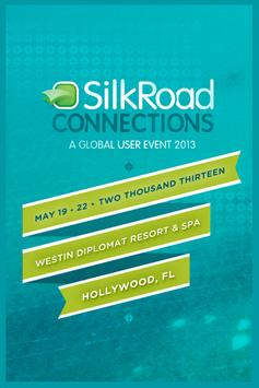 SilkRoad Connections 2013 poster