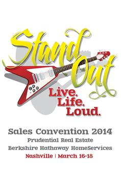 StandOut2014 poster