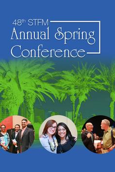 STFM Annual Spring Conference poster