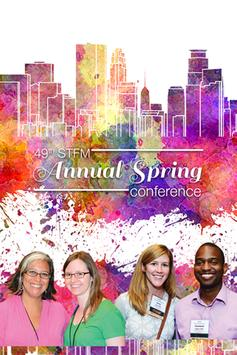 2016 STFM Annual Spring Conf. poster