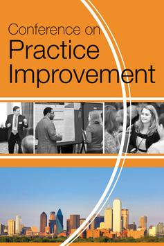 Conf. on Practice Improvement poster