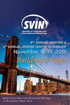 SVIN 2016 Annual Meeting poster