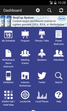Plant and Animal Genome XXIII apk screenshot