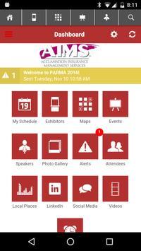 PARMA Conferences apk screenshot