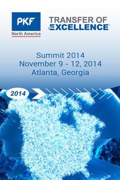 2014 PKF North America Summit poster