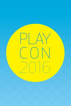 PlayCon 2016 poster