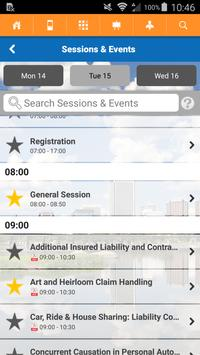 PLRB Conferences apk screenshot