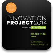 PYMNTS Innovation Project 2014 icon