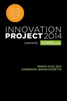 PYMNTS Innovation Project 2014 poster