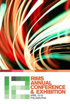 RIMS 2012 Annual Conference apk screenshot