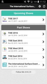 International Surface Event apk screenshot