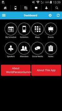 World Pension Summit 2016 apk screenshot