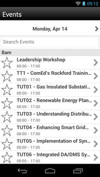 2014 IEEE PES T&D Conference apk screenshot