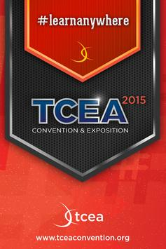 TCEA 2015 Convention & Expo poster