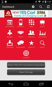TCEA 2015 Convention & Expo apk screenshot