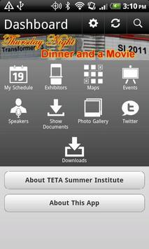 TETA Summer Institute apk screenshot