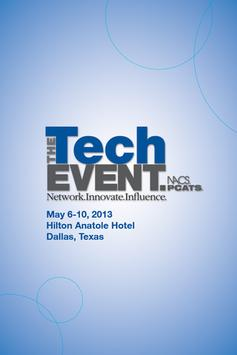 THE Tech EVENT poster