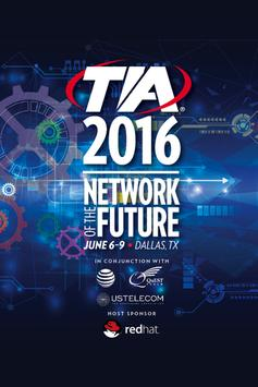 TIA Network of the Future poster