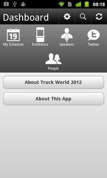 Truck World 2012 apk screenshot