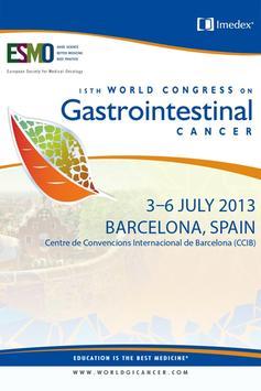 ESMO 15th World Congress poster