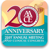 AACE Annual Meeting icon