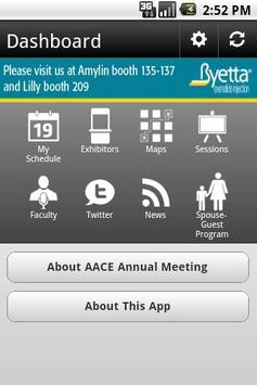 AACE Annual Meeting apk screenshot