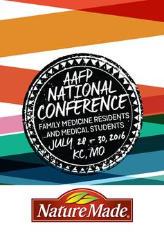 AAFP National Conference 2016 poster