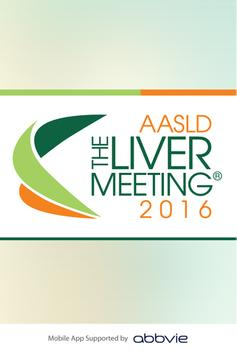 AASLD Events poster