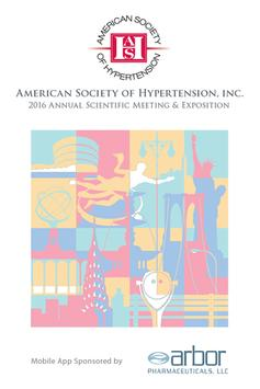 ASH 2016 Annual Meeting poster