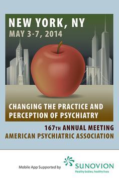 167th American Psychiatric Ass poster